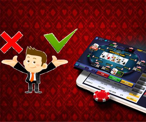 Aturan Dasar dari Permainan Poker Online yang Perlu Diketahui